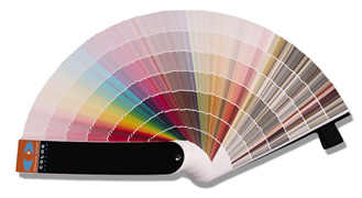 Color Preview® Fan Deck