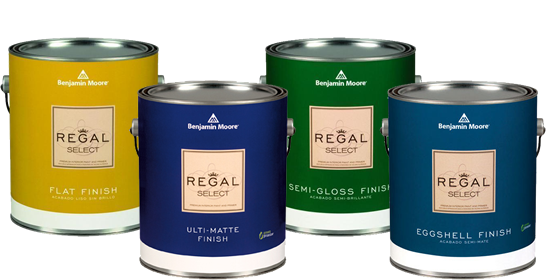 Regal Select Interior Paint Flat Flat